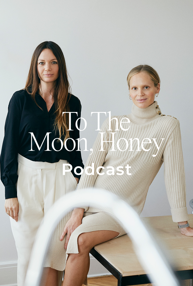 To_the_moon_Honey_podcast_Bea_fagerholt_liv_winther_