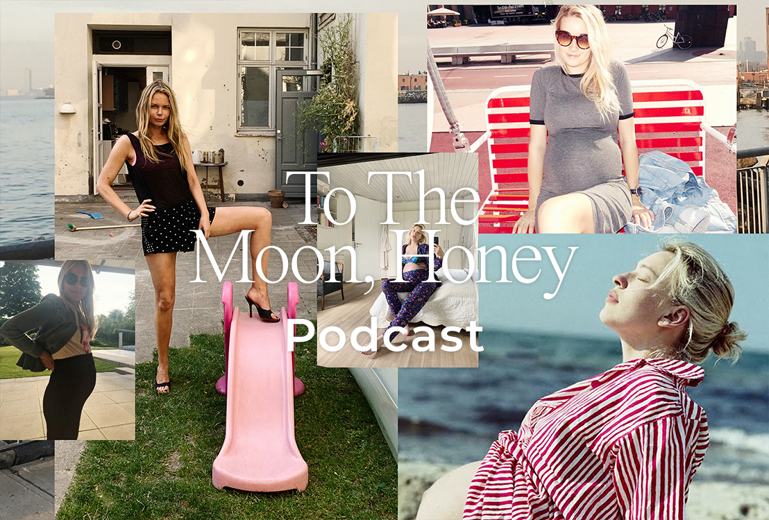 To_the_moon_honey_podcast_gravid_Graviditet_Visnnake_om panel_