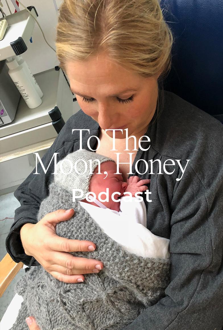 To_the_moon_podcast_efterfødselssamtalen_Helle_Rosendahl
