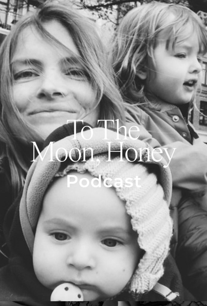 To_the_moon_podcast_Gå_fra_1_til_2_boern_Annelise_