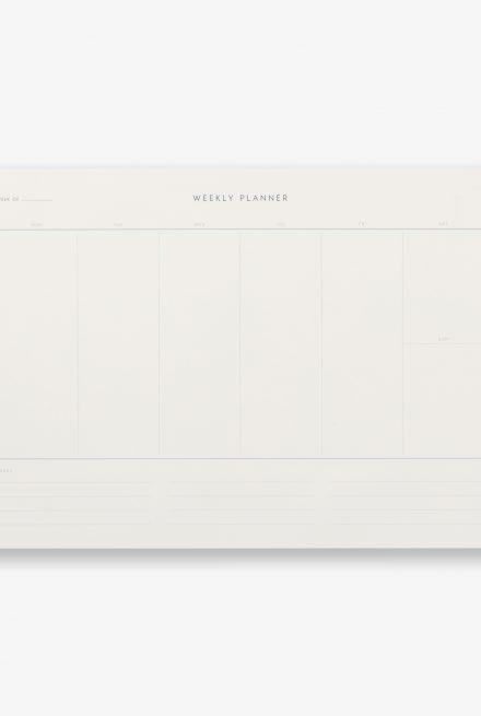 kartotek weekly planner