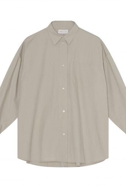 Skall Studio Edgar skjorte i grå
