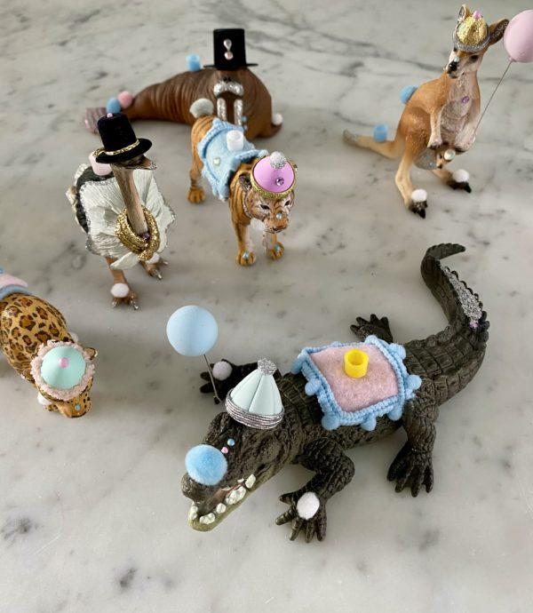 Fødselsdagslys dyr